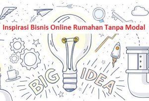Inspirasi Bisnis Online Gratis Tanpa Modal Terpercaya ...